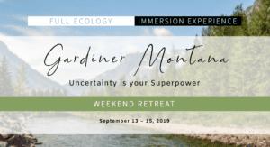 Montana wellness retreat in Yellowstone