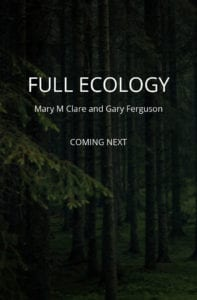 Placeholder cover for Mary and Gary's upcoming book